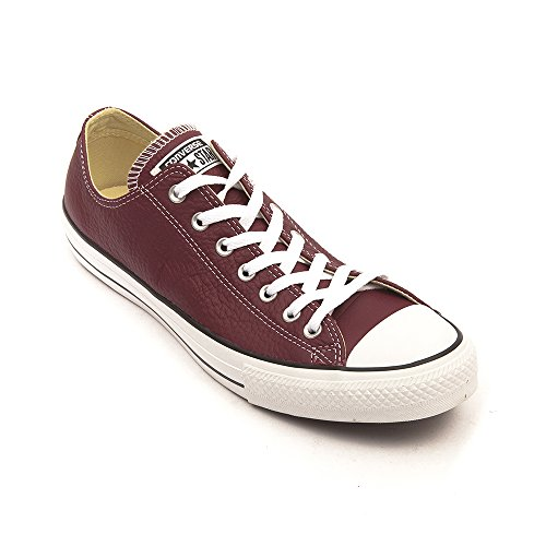 Converse Leather All Star, Unisex - Erwachsene Sneaker (Oxheart)