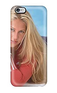 CagleRaymondy Snap On Hard Case Cover Anna Kournikova (11) Protector For Iphone 6 Plus wangjiang maoyi