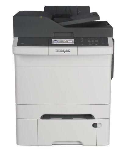 Lexmark CX410DTE Multifunktionsgerät (Scanner, Kopierer, Drucker, Fax, 1200x1200 dpi, USB 2.0)