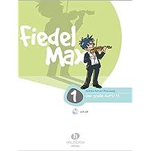 Fiedel Max - Der große Auftritt 1 - Vorspielstücke: Vorspielstücke für junge Streicher