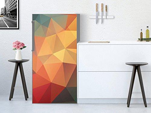 art-de-tuiles-mural-sticker-autocollant-enjolivure-de-rfrigrateur-cuisine-design-polygon-60x120-cm