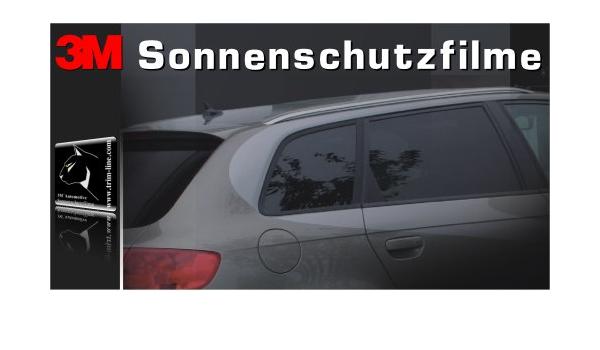3m Sonnenschutz Folie Panther 35cs Leichte Tönung 50 8 Cm Folienbreite Auto