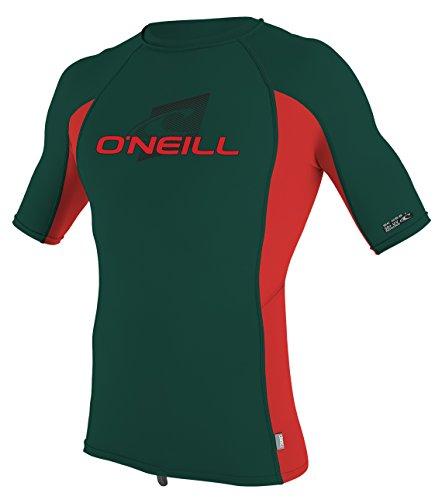 O'Neill Boy's Skins UPF50+ Sun Protection Rash Guard Top