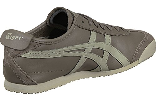 Asics Mexico 66, Baskets Basses Mixte Adulte Gris (Taupe Grey/latte)