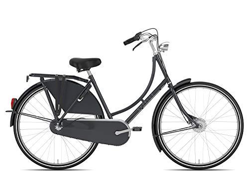 Gazelle Classic Damen 3 Gang Hollandrad 2019, Farbe:schwarz, Rahmenhöhe:57 cm