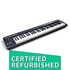 (CERTIFIED REFURBISHED) M-Audio Keystation 61 II MIDI Controller