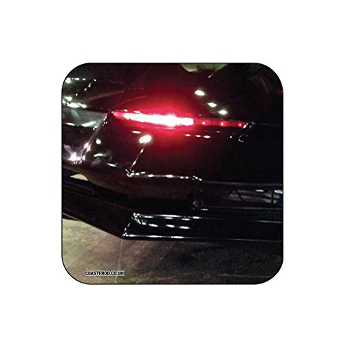 1 x Knight Rider KITT Scanner Lights Coaster