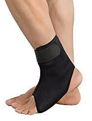 The Salem Pharmacy Lively Neoprene Ankle Support Brace For Sports  For Pain Relief Post Ligament Injuries And Fractures  Ankle Support Guard For Sports And Routine Activities  Ideal For Men And Women