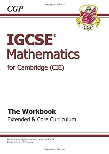 IGCSE Maths CIE (Cambridge) Workbook