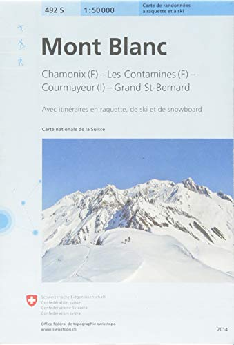 Mont Blanc / Chamonix / Courmayeur 2014 por Collectif