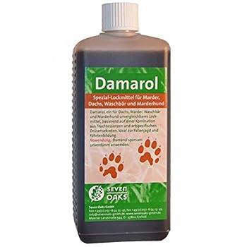 Cebo atrayente Damarol para...