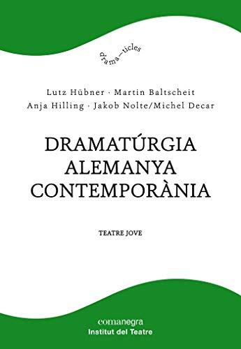 Dramatúrgia Alemanya Contemporànea
