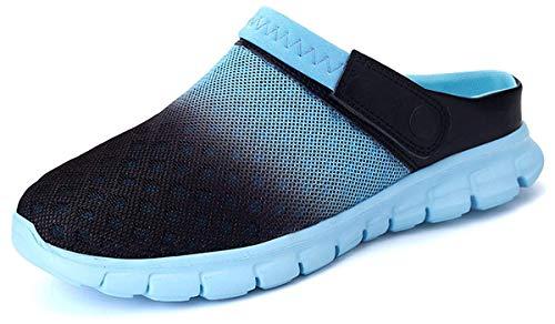 Unisex Clogs Hausschuhe Muffin Unten Alltägliche Drag Pantolette Sommer Beach Schuhe Sandalen für Damen Herren (Jungen Slipper Schuhe)
