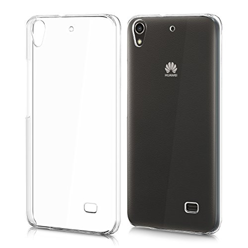 kwmobile Huawei Ascend G620s Hülle - Handyhülle für Huawei Ascend G620s - Handy Case in Transparent