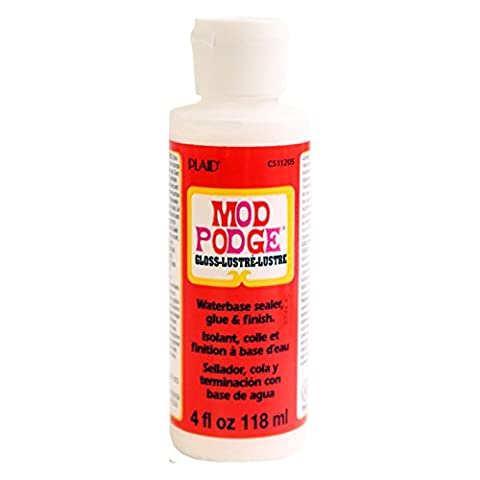 Isolant et finition à base d'eau Mod Podge, Multicolore, 4 oz