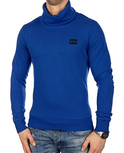 Jack & Jones sweatshirt Jcogola high neck sweat slim Surf The Web