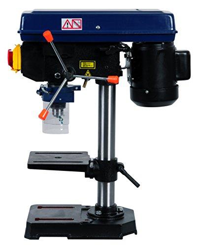 FERM TDM1025 Perceuse à colonne 350W - Laser - 5 vitesses