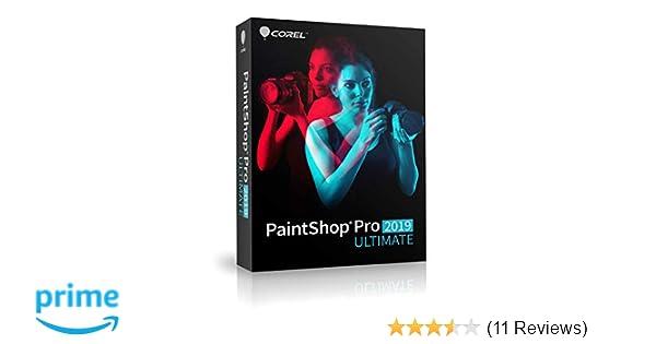 corel paintshop pro 2019 review