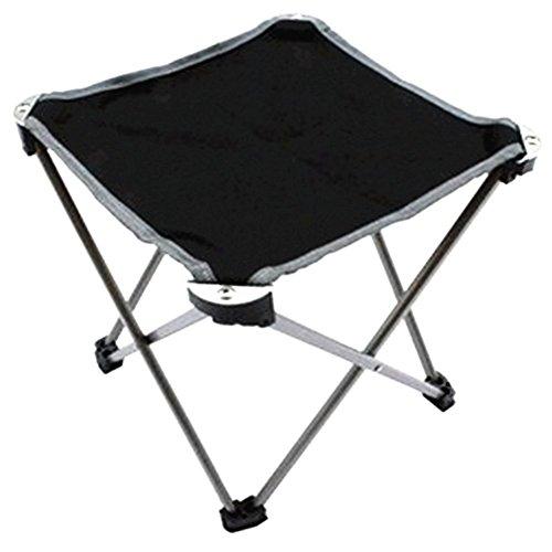 Linshe Innovative Ultraleichtes tragbares Stativ Klapphocker für Kinder Outdoor Camping Angeln Wandern Picknick ultradünnen Freizeit-Stuhl mit Tragetasche