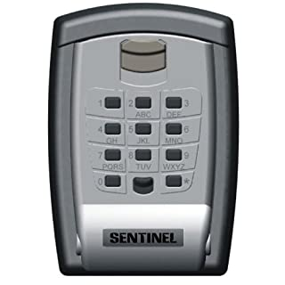 Sentinel Push Button wall mounted Key Safe
