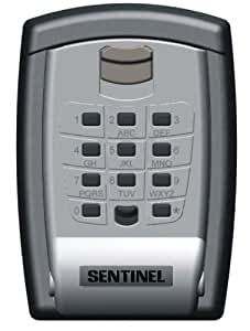Sentinel Push Button wall mounted Key Safe