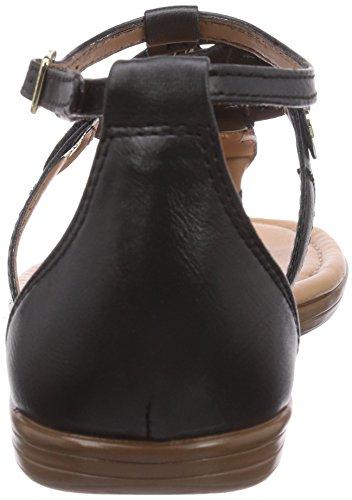 Rockport  JEANIE, Sandales pour femme Noir - Schwarz (BLACK BURN CALF)