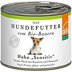 Defu Hund Sensitive- Menü Huhn 200 g
