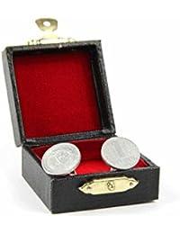 1 moneda de DDR Gemelos Miniblings Ostalgie monedas de dinero en el bolsillo