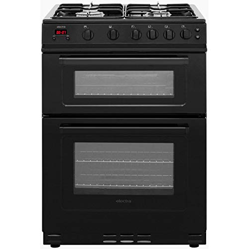 41GgunYy4iL. SS500  - Electra Tg60B Freestanding Gas B Rated Cooker -Black