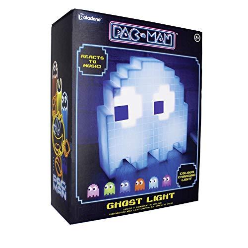 Pac-Man Lampe Ghost – 16 Farben - 6