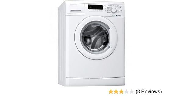 Bauknecht wa plus di waschmaschine frontlader a b upm