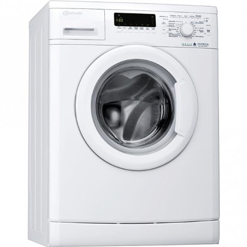 BAUKNECHT WA PLUS 734 DI - LAVADORA (INDEPENDIENTE  COLOR BLANCO  FRENTE  7 KG  1400 RPM  A)
