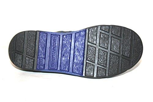 Ricosta Fido 42.34900/489 Weit Jungen Sneaker Blau (grigio/royal 489)