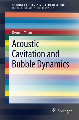 Acoustic Cavitation and Bubble Dynamics (SpringerBriefs in Molecular Science)