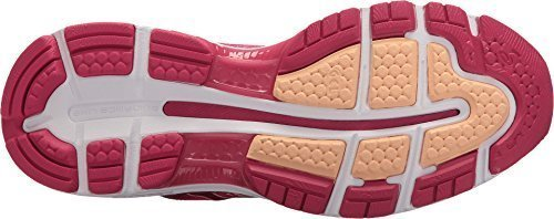41GgwnsHKJL - Asics Womens Gel-Nimbus 20 Running Shoe, Rose, 10 B(M) US