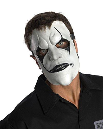 Slipknot Maske James Root original Lizenz (Halloween Masken Slipknot)