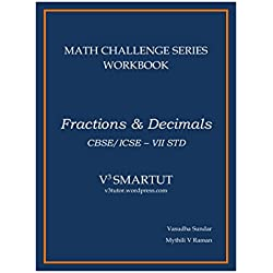 V3 SMARTUT MATHS CHALLENGE SERIES: Fractions, Decimals and Integers