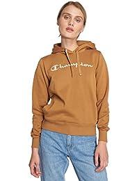 Champion Damen Kapuzenpullover Hooded Sweatshirt