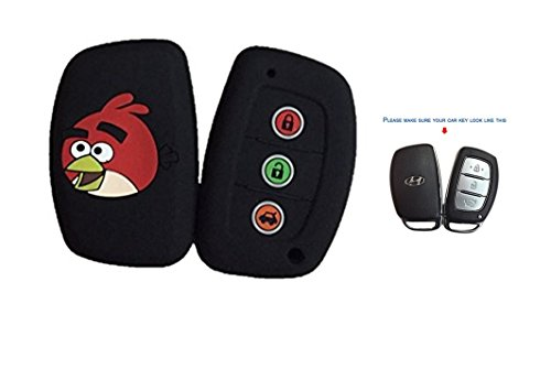 sfk designer silicone key cover for hyundai creta, i20 elite / active, grand i10, new verna, xcent smart key (for push button start only) Sfk Designer Silicone Key Cover For Hyundai Creta, I20 Elite / Active, Grand I10, New Verna, Xcent Smart Key (For Push Button Start Only) 41Ggyuwl4BL