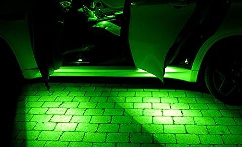4x feux de sortie de la porte SMD LED verte peut Flawless ajustement pour Chevrolet Camaro