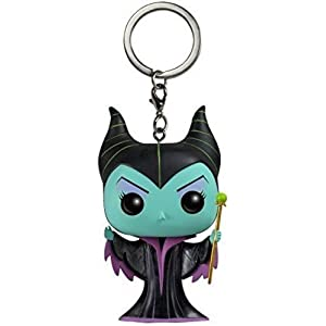 FunKo Pocket POP Keychain Disney Maleficent