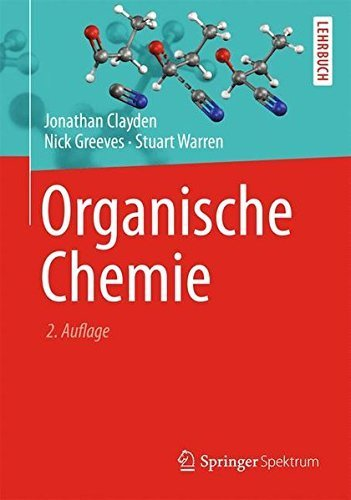 Organische Chemie (German Edition) by Jonathan Clayden (2013-07-30)