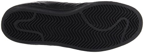 adidas Damen Superstar Sneakers Schwarz (Core Black/core Black/footwear White)