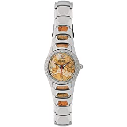 Alviero Martini 0 - Quartz Watch For 0, with adjustable strap for 0 - 0
