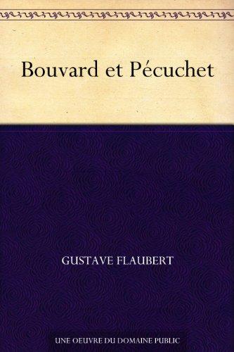 Couverture du livre Bouvard et Pécuchet