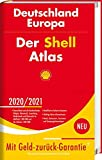 Der Shell Atlas 2020/2021 Deutschland 1:300 000, Europa 1:750 000 (Shell Atlanten)