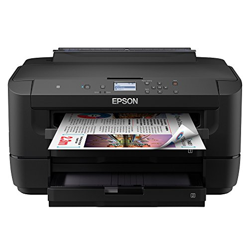 Epson WorkForce WF-7210DTW A3 Printer With Two Trays, Amazon Dash Replenishment Ready Best Price and Cheapest