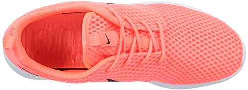 Nike Rosherun Br Da Uomo Scarpe Rosa - Nero