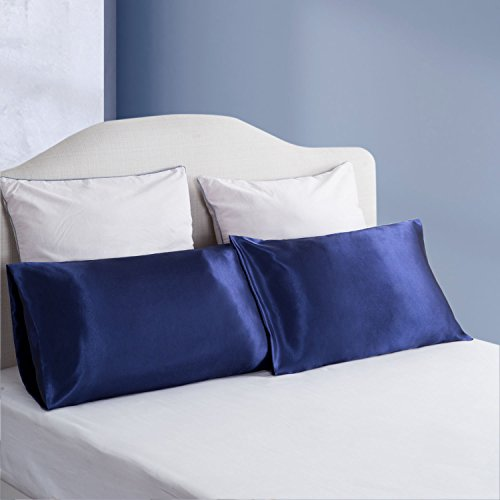 Image result for satin pillow cases