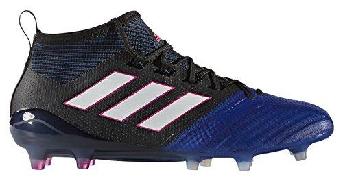 adidas Herren Ace 17.1 Primeknit Fg für für Fußballtrainingsschuhe, Schwarz (Nero Negbas/ftwbla/Azul), 44 EU